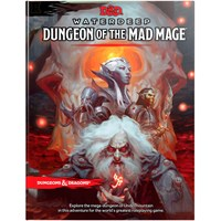 D&D Adventure Dungeon of the Mad Mage Dungeons & Dragons Scenario Level 5-20